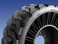 X Tweel SSL All Terrain Tires