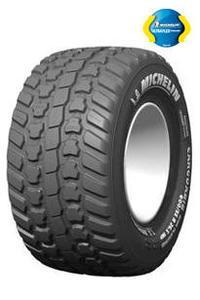 CargoXBib High Flotation Tires